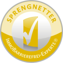 Immo Barrierefrei-Experte Logo